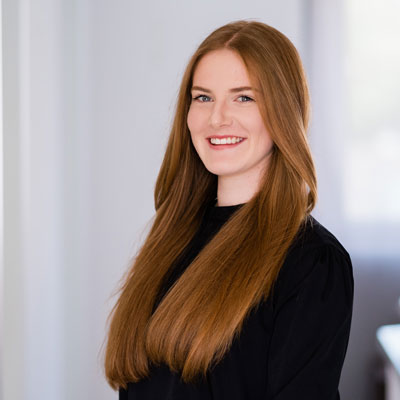 Michelle Rosenberg - Freundlicher Empfang Zahnarztpraxis Paderborn